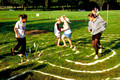 0200: Children Walking the Labyrinth
